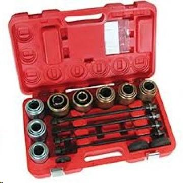 51pcs Bush Bearing Driver Remover Installer Removal Built Hand Tool Kit Set