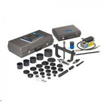10T Hydraulic Bearing Gear Puller Wheel Hub Puller Separator Garage Tool 3-Jaws